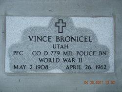 PFC Vince John Bronicel
