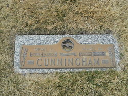 "Mabel Frances ""Mae"" <I>Long</I> Cunningham"