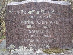Luena F. <I>Walker</I> Russell
