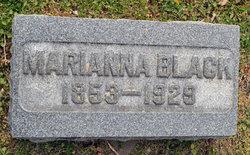 Marianna <I>Lank</I> Black