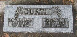 Donald Edwin Curtis