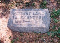 Herbert Earl Alexander