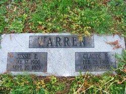 Claude E Warren