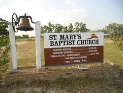 Saint Mary's Baptist Church Cemetery