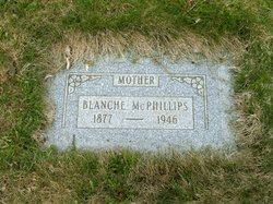 Blanche <I>Clark</I> McPhillips