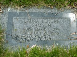 Laura Lenore Samson