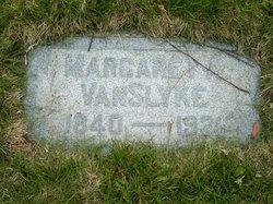 Margaret Ann <I>Troutman</I> VanSlyke