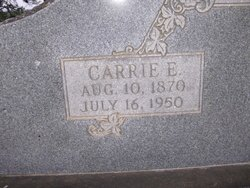Carrie Elizabeth <I>Fail</I> Anderson