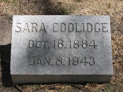 Sara Coolidge Brooks