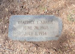 Beatrice L. Adams