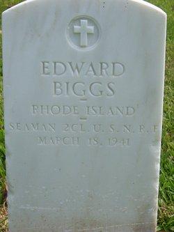 Edward Biggs