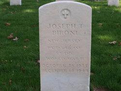 Joseph T Bironi