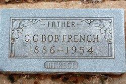 """G C """"Bob"""" French"""