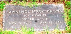 Lawrence Mack Brown