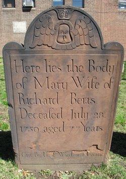 Mary <I>Creed</I> Betts