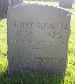 Henry C Hartz
