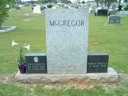 Don Mervyn McGregor