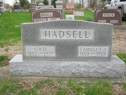 Ida D <I>Scoville</I> Hadsell