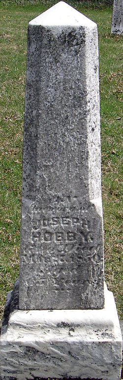 "George ""Joseph"" Hobby"