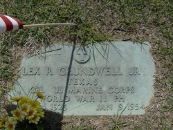 Lex Ryder Crundwell, Jr