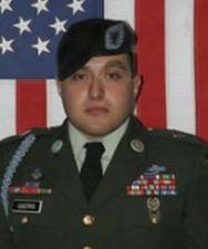 Sgt John Paul Castro