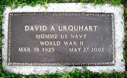 David A. Urquhart
