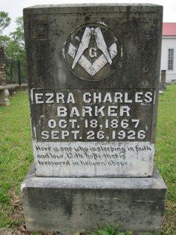 Ezra Charles Barker
