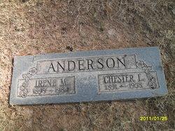 Chester Leonard Anderson