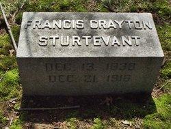 Francis Crayton Sturtevant