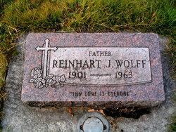 Reinhart John Wolff