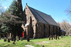 Grace Episcopal Churchyard