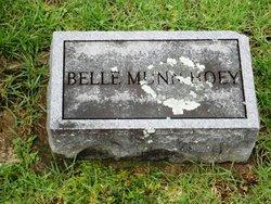 Lydia Belle <I>Munn</I> Hoey