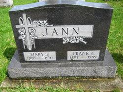 Marie Elizabeth <I>Sekelsky</I> Jann