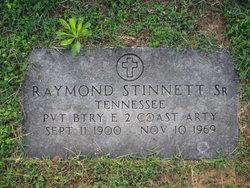 Raymond Stinnett