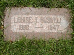 Louise R <I>Taylor</I> Buswell