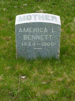 America L <I>Hamilton</I> Bennett