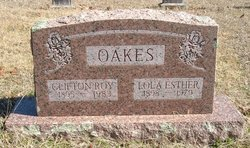 Clifton Roy Oakes