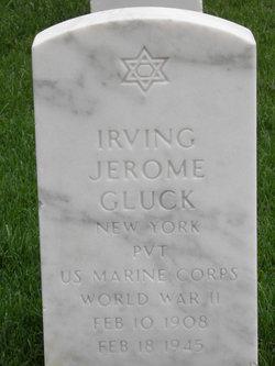 Pvt Irving Jerome Gluck