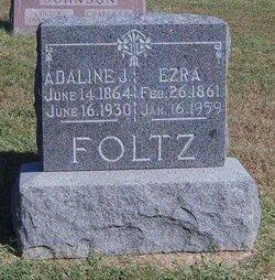 Adaline Jane <I>Mackley</I> Foltz