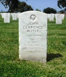 John Clarence Boyle