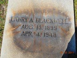 Lawry A. Blackwell