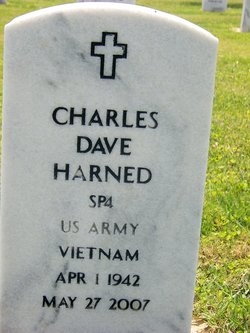 Charles Dave Harned