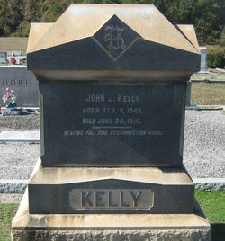 John Joseph Kelly, Sr