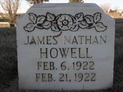 James Nathan Howell