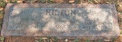 "Louisa ""Lula"" <I>Muston</I> Hilton"