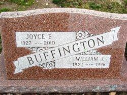 Joyce E <I>Chaffee</I> Buffington
