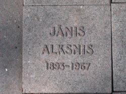 Janis Alksnis