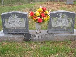 Bertha Edna <I>Boring</I> Payne