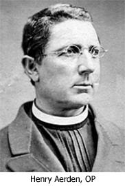 Fr Henry James Aerden