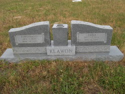 Emma <I>Iske</I> Klawon